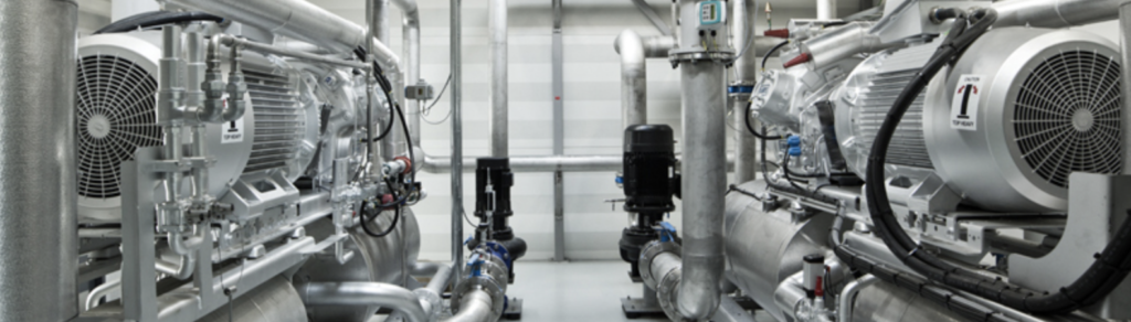 Trimatic is an important player in Danfoss' heat recovery project